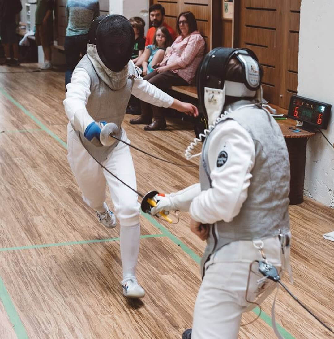 Junior Foil Team
